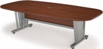 47.25'' D x 93.50'' W Modular Conference Table - Cherry [55118-CHY-FS-MFO]