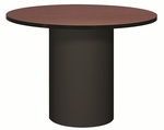 Modular Line 42 Round Conference Table [CTR42-IRO]