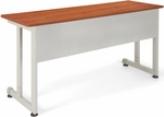 20'' D x 55.25'' W Modular Training and Utility Table - Cherry Finish [55141-CHY-MFO]