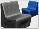 Molded Lounge Chairs