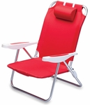 Monaco Beach Chair - Red [790-00-100-000-0-FS-PNT]