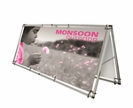Monsoon Double Sided Billboard [MONSN-2-FS-OR]