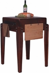 Montana Lodge Kitchen Island [4066-FS-2DAY]
