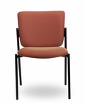 Monterey II 300 Series Stackable Multipurpose Guest Chair with Black Frame [MO243-FS-SEA]