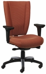 Monterey II 300 Series Medium Back Single Shift Swivel Tilt Chair [MO201-E21-FS-SEA]