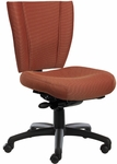 Monterey II 300 Series Small Back Single Shift Adjustable Swivel and Seat Height Task Chair [MO212-M20-FS-SEA]