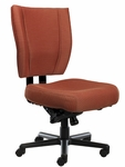 Monterey II 550 Series Medium Back Multiple Shift Multi Lcok Swivel Tilt Task Chair with 550 lb Weight Capacity [MO511-Q51-FS-SEA]