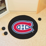 Montreal Canadiens Puck Mat 27'' Diameter [10275-FS-FAN]