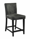 Morocco Counter Stool - Charcoal [0225CHA-01-KD-U-FS-LIN]