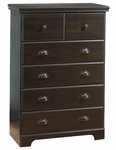 Mountain Lodge Collection Five Drawer Chest [3877035-FS-SS]