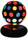 Multi-Color Rotating Disco Ball [LS-DISCO-6M-FS-LUMI]