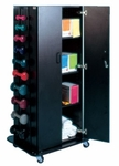 Multi-Purpose Weight / Storage Rack Only - 30''W X 24''L X 61''H [HAU-5569-FS-HAUS]