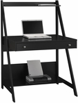 My Space Series Alamosa Desk - Classic Black [MY72701-03-FS-BHF]