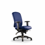 Cozi™ Task Chair with Arms [CZN5608-FS-NEU]