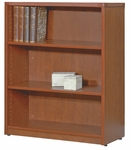 OSP Furniture Napa 3-Shelf Bookcase - Cherry [NAP-55-CHY-FS-OS]