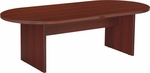 OSP Furniture Napa Conference Table - Mahogany [NAP-35-MAH-FS-OS]