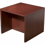 OSP Furniture Napa End Table - Cherry [NAP-20-CHY-FS-OS]