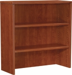 OSP Furniture Napa 2-Shelf Open Hutch - Cherry [NAP-53-CHY-FS-OS]
