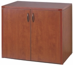 OSP Furniture Napa Storage Cabinet - Cherry [NAP-13-CHY-FS-OS]