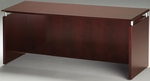 Napoli 72'' W x 24'' D x 29.5'' H Credenza - Sierra Cherry on Cherry Veneer [NCNZ72CRY-FS-MAY]