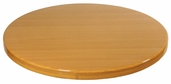 Natural Resin 24'' Round Indoor Table Top