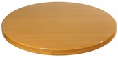 Natural Resin 30'' Round Indoor Table Top