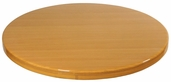 Natural Resin 36'' Round Indoor Table Top