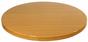 Natural Resin 42'' Round Indoor Table Top