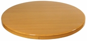 Natural Resin 48'' Round Indoor Table Top