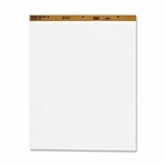 Nature Saver Easel Pad - Plain Ruled - 50 Sheets - 27'' x 34'' - 2/CT - White [NAT00876-FS-SP]