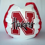 Nebraska Corn Huskers Bean Bag Chair [BB-40-NEBRASKA-FS-BBB]
