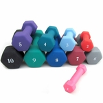 Neoprene Coated Dumbbell [1291902-FS-AC]