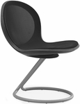 Net Round Base Chair - Black [N201-BLACK-MFO]