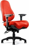High Performance High Back Large Seat Deep Contour Chair [NPS8900-FS-NEU]