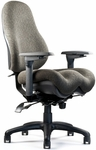 High Performance High Back Medium Seat Deep Contour Chair [NPS8700-FS-NEU]