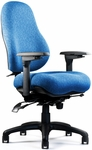 High Performance High Back Medium Seat Moderate Contour Chair [NPS8600-FS-NEU]