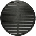 Nevada Table Top 32'' Round in Black