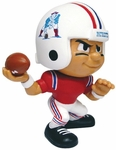 New England Patriots Lil' Teammates NFL Quarterback Throwback [LQTNE-FS-PAI]