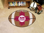 New Mexico State University Football Rug 22'' x 35'' [4230-FS-FAN]