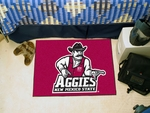 New Mexico State University Starter Rug 19'' x 30'' [4229-FS-FAN]