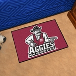 New Mexico State University Starter Mat 19'' x 30'' [4229-FS-FAN]
