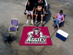 New Mexico State University Tailgater Rug 60'' x 72'' [4227-FS-FAN]