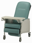 New Traditional Three-Position Recliner - 25''W X 40''D X 47''H [IH6074A-IH61-FS-CARE]