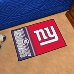 New York Giants - Uniform Inspired Starter Mat 19'' x 30'' [8243-FS-FAN]
