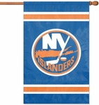 New York Islanders Applique Banner Flag [AFISL-FS-PAI]