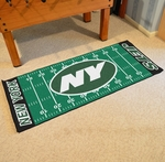 New York Jets Runner 30'' x 72'' [7362-FS-FAN]