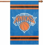 New York Knicks Applique Banner Flag [AFKNI-FS-PAI]
