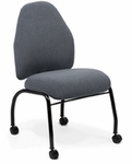 Next Side Chair with Low Backrest - Grade E [NX-L-2-GRDE-FS-ADI]