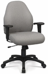 Next Task Chair with Low Backrest - Grade E [NX-L-X-GRDE-FS-ADI]