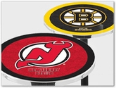 NHL Logo Tables